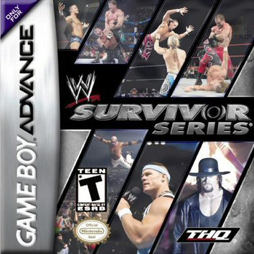 WWE Survivor Series (U)(Rising Sun)