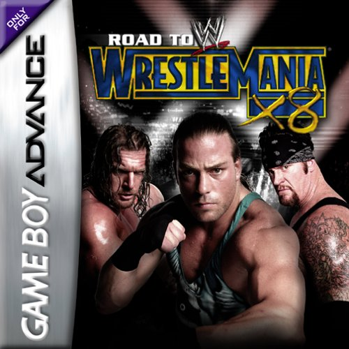 WWE - Road to Wrestlemania X8 (U)(Mode7)
