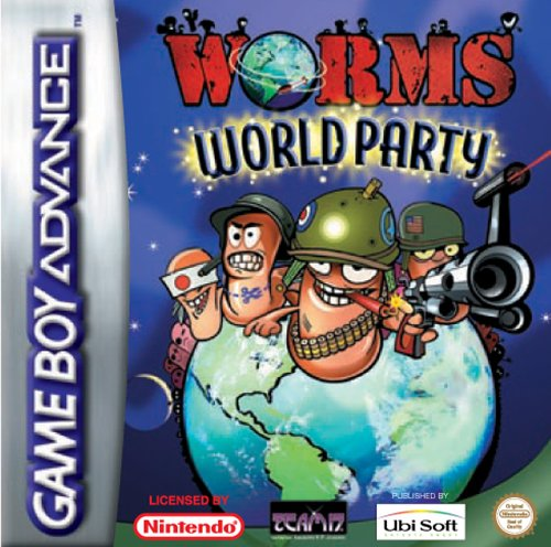 Worms World Party (E)(Venom)
