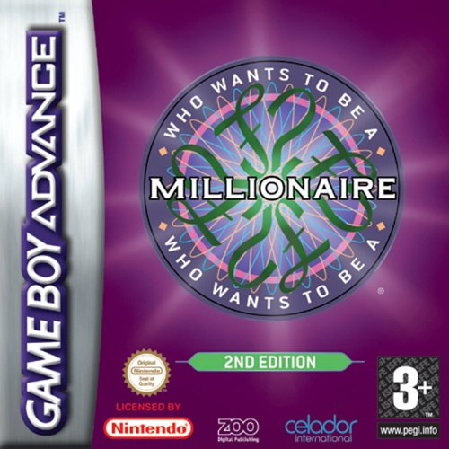 Who Wants to be a Millionaire 2nd Edition (E)(Venom)