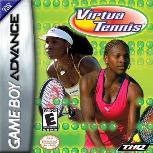 Virtua Tennis (U)(Venom)