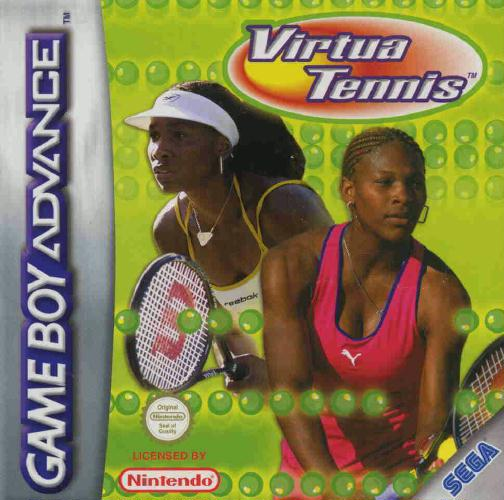 Virtua Tennis (E)(Patience)
