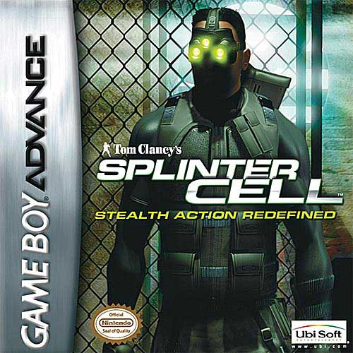Tom Clancy's Splinter Cell (U)(GBATemp)