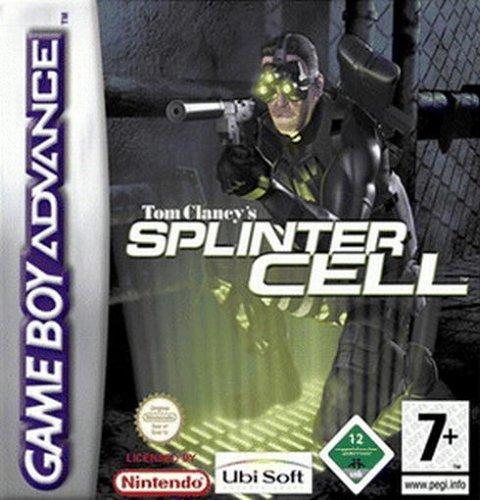 Tom Clancy's Splinter Cell (E)(Patience)