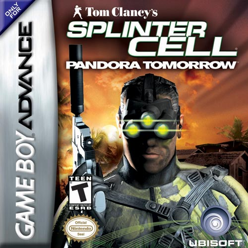Tom Clancy's Splinter Cell - Pandora Tommorow (U)(Chameleon)