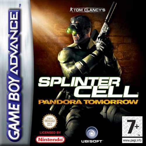 Tom Clancy's Splinter Cell - Pandora Tommorow (E)(Rising Sun)