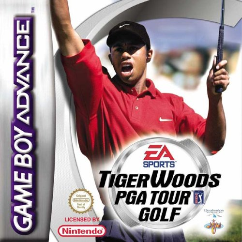 Tiger Woods PGA Tour Golf (E)(Patience)