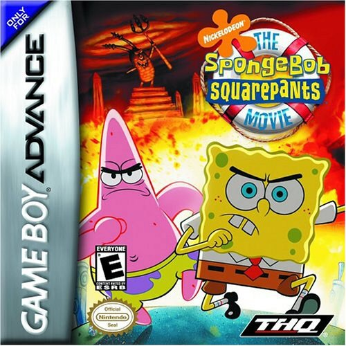 The SpongeBob SquarePants Movie (U)(TrashMan)