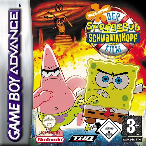 The SpongeBob SquarePants Movie (E)(Rising Sun)