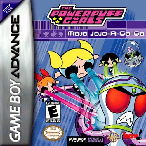The Powerpuff Girls - Mojo Jojo A-Go-Go (U)(Mode7)