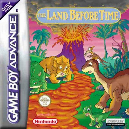 The Land Before Time (E)(Menace)
