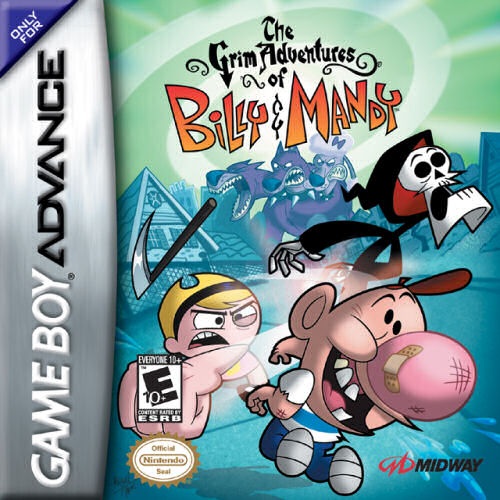 The Grim Adventures of Billy and Mandy (U)(Rising Sun)