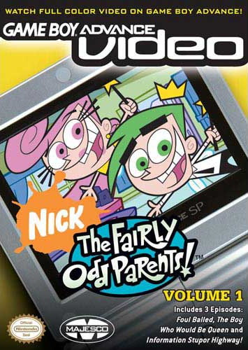 The Fairly OddParents Volume 1 - Gameboy Advance Video (U)(TrashMan)