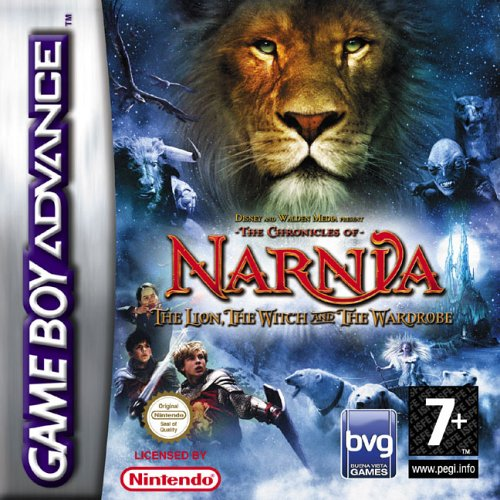 The Chronicles of Narnia - The Lion, The Witch and The Wardrobe (U)(Rising Sun)