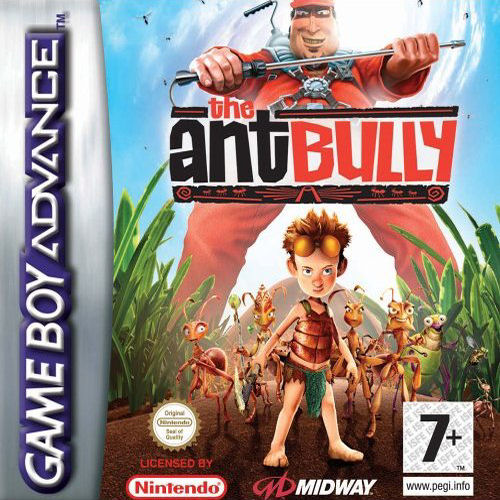 The Ant Bully (E)(WRG)