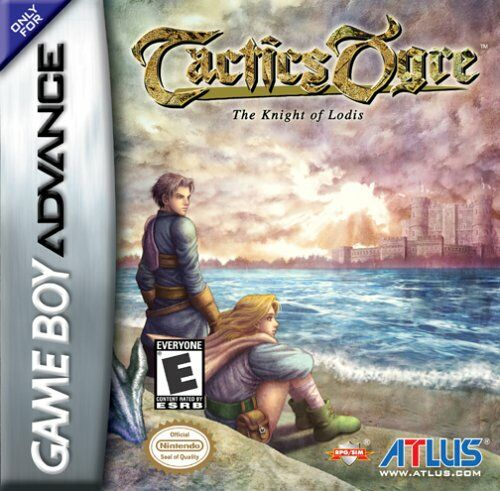 Tactics Ogre - The Knight of Lodis (U)(Mode7)