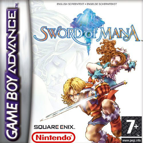 Sword of Mana (E)(Independent)