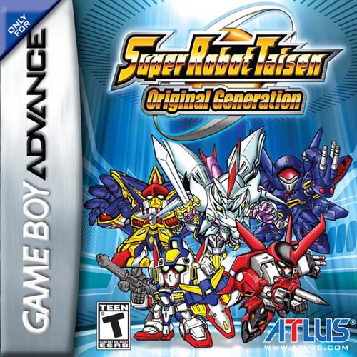 Super Robot Taisen - Original Generation (U)(Jam Project)