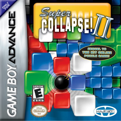 Super Collapse II (U)(Independent)