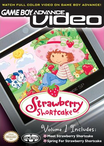 Strawberry Shortcake Volume 1 - Gameboy Advance Video (U)(Independent)