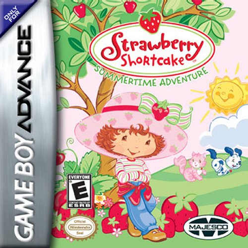 Strawberry Shortcake - Summertime Adventure (U)(TrashMan)
