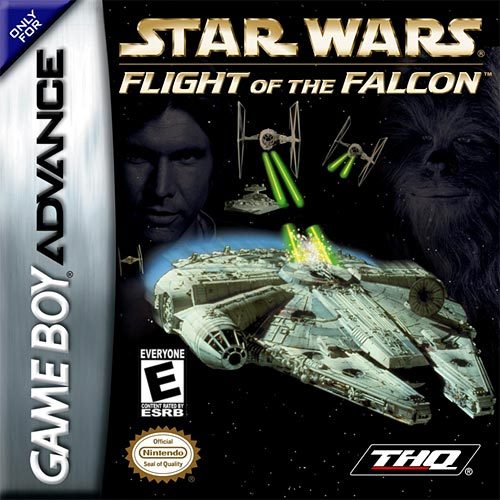 Star Wars - Flight of the Falcon (U)(Mode7)