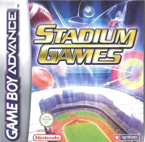 Stadium Games (E)(Venom)