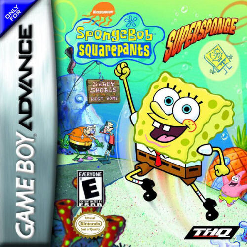 SpongeBob SquarePants - SuperSponge (U)(Eurasia)