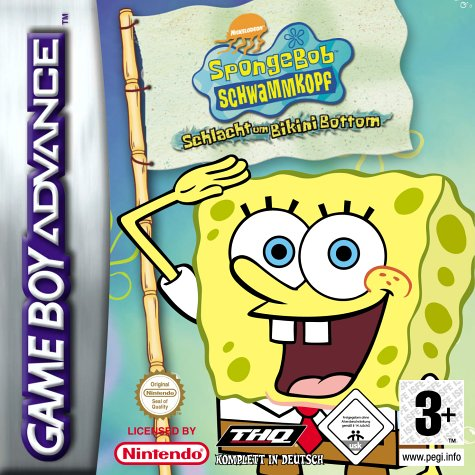 SpongeBob SquarePants - Battle for Bikini Bottom (E)(Independent)