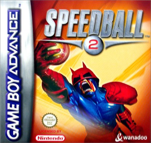 Speedball 2 (E)(Eurasia)
