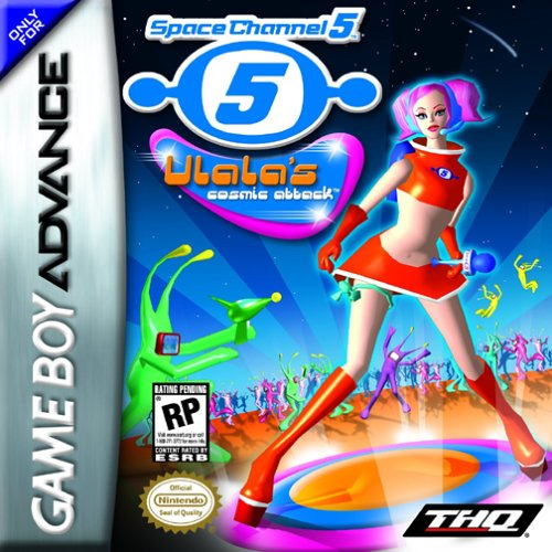 Space Channel 5 - Ulala's Cosmic Attack (U)(Mode7)
