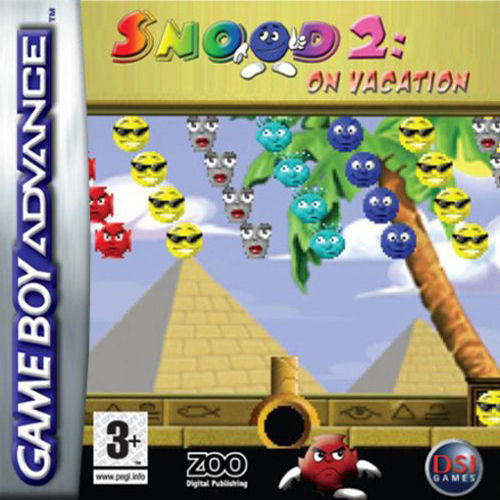 Snood 2 - On Vacation (E)(Rising Sun)
