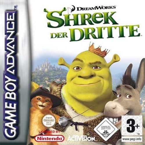 Shrek The Third (E)(sUppLeX)