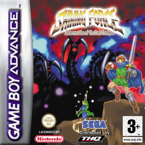 Shining Force - Resurrection of the Dark Dragon (E)(Independent)