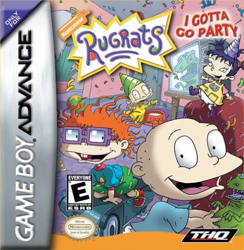 Rugrats - I Gotta Go Party (U)(Patience)