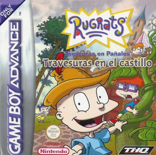 Rugrats - Castle Capers (S)(Independent)