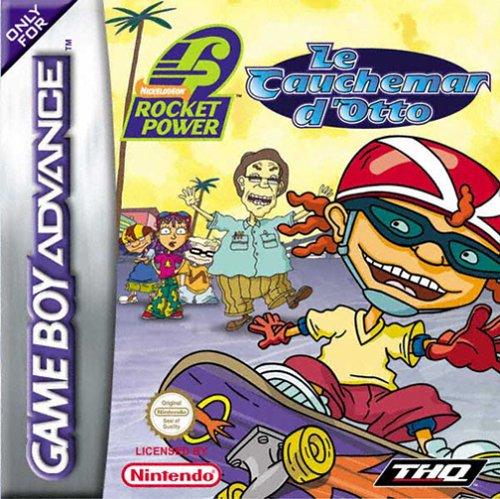 rocket power game boy color game