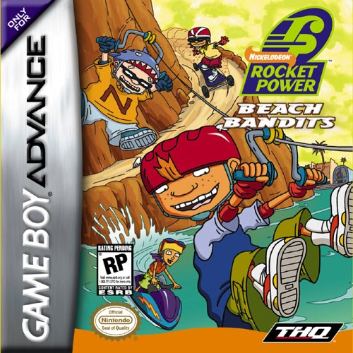Rocket Power - Beach Bandits (U)(Venom)