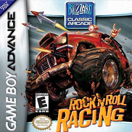 Rock n' Roll Racing (U)(Venom)