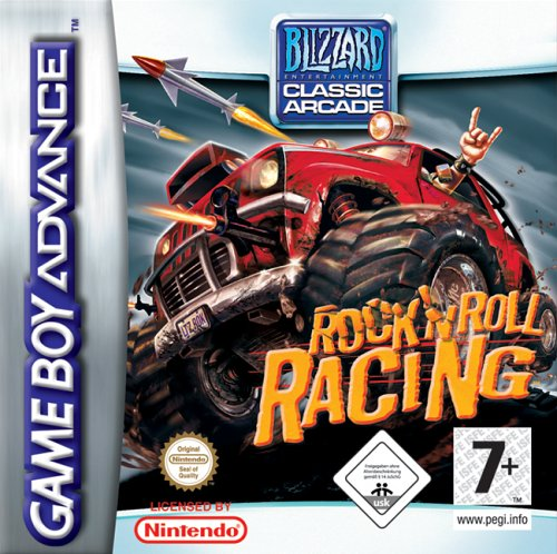Rock n' Roll Racing (E)(Dosenpfand)