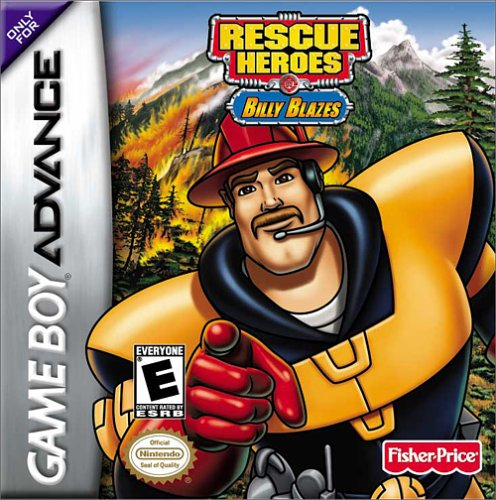 Rescue Heroes Billy Blazes (U)(Mode7)