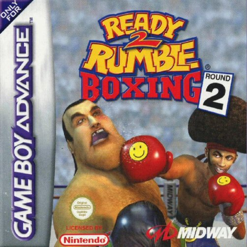 Ready 2 Rumble Boxing - Round 2 (E)(Lightforce)