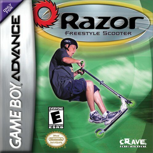 Razor Freestyle Scooter (U)(Lightforce)