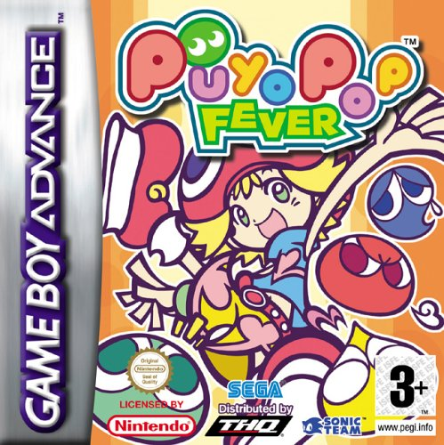 Puyo Pop Fever (E)(Endless Piracy)