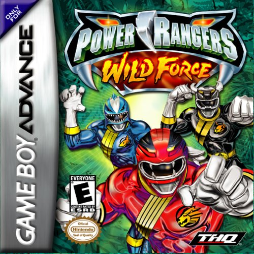Power Rangers - Wild Force (U)(Eurasia)