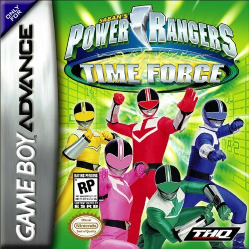 Power Rangers - Time Force (U)(Mode7)