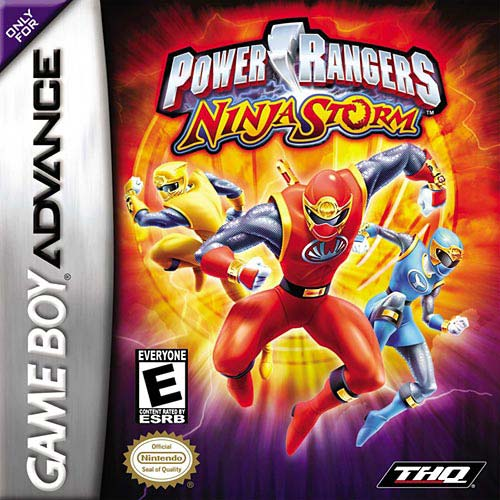 Power Rangers - Ninja Storm (U)(Mode7)