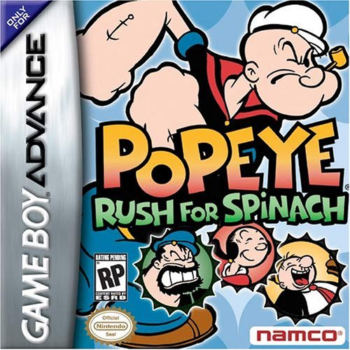 Popeye - Rush for Spinach (U)(Endless Piracy)