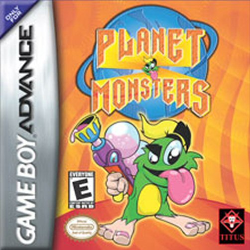 Planet Monsters (U)(Mode7)