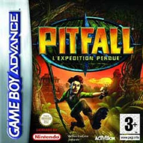 Pitfall - The Lost Expedition (F)(Rising Sun)